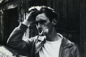 Ian Sommerville, Montparnasse, Paris, 1962. Photo © Harold Chapman.