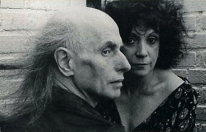 Julian Beck and Judith Malina of the Living Theater photogrphaed by Iran Cohen.